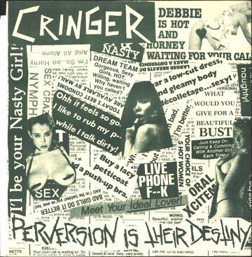 Cringer: Perversion Is Their Destiny