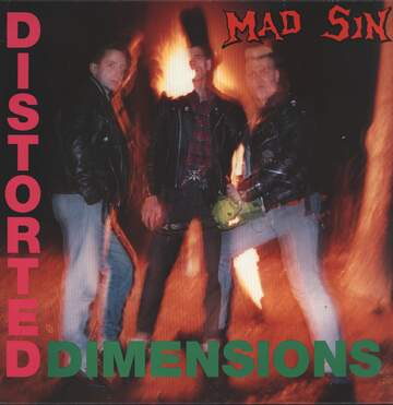 Mad Sin: Distorted Dimensions