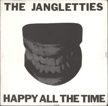 Jangletties: Happy All The Time / Backseat