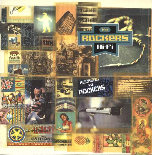 Rockers Hi-Fi: Rockers To Rockers, LP (Vinyl)