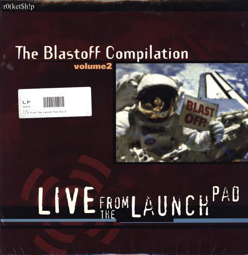Various: The Blastoff Compilation Volume 2: Live From The Launchpad, LP (Vinyl)