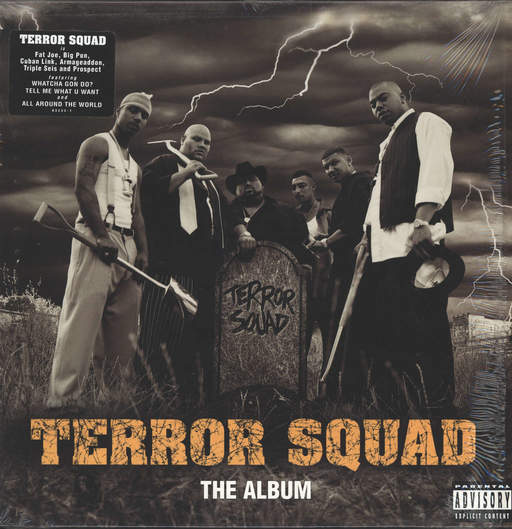 Terror Squad: The Album, LP (Vinyl)