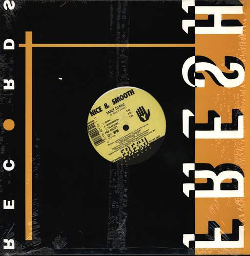 "Nice & Smooth: More & More Hits, 12"" Maxi Single (Vinyl)"