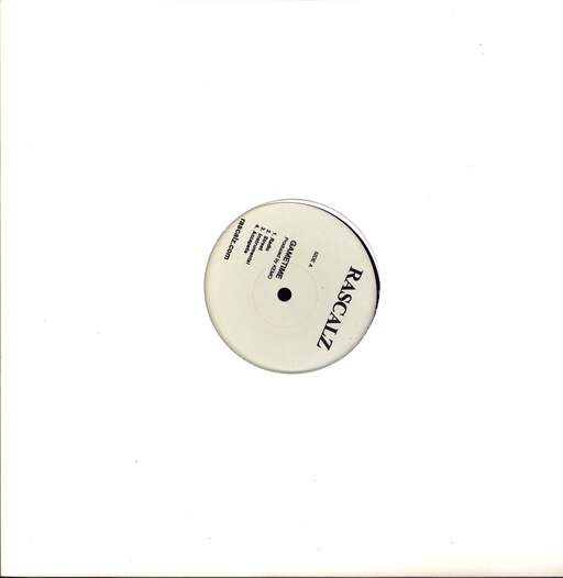 "Rascalz: Gametime / Gunfinger, 12"" Maxi Single (Vinyl)"