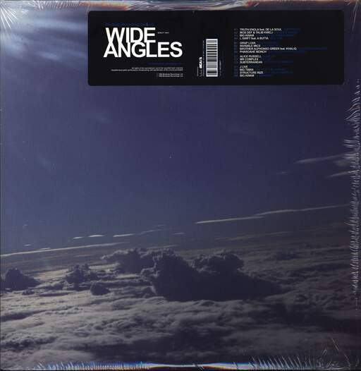 Various: Wide Angles, LP (Vinyl)