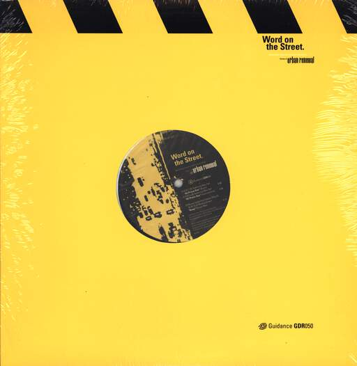 "Various: Word On The Street, 12"" Maxi Single (Vinyl)"