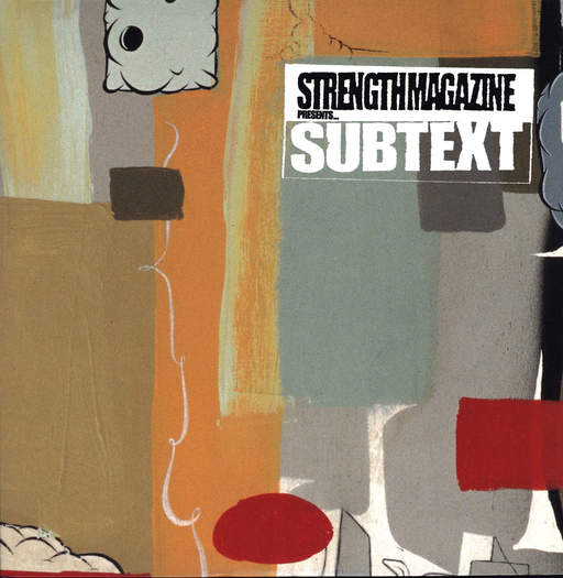 Various: Strength Magazine Presents... Subtext, LP (Vinyl)