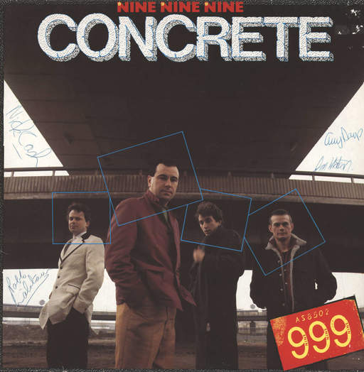 999: Concrete, LP (Vinyl)