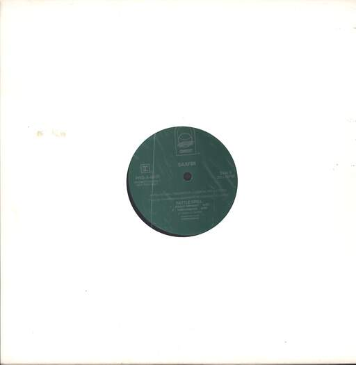 "Saafir: Light Sleeper / Battle Drill, 12"" Maxi Single (Vinyl)"