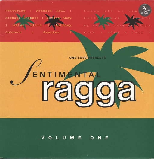 Various: Sentimental Ragga Volume One, LP (Vinyl)