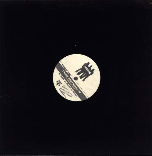 "Council: Throw Your Hands Up, 12"" Maxi Single (Vinyl)"
