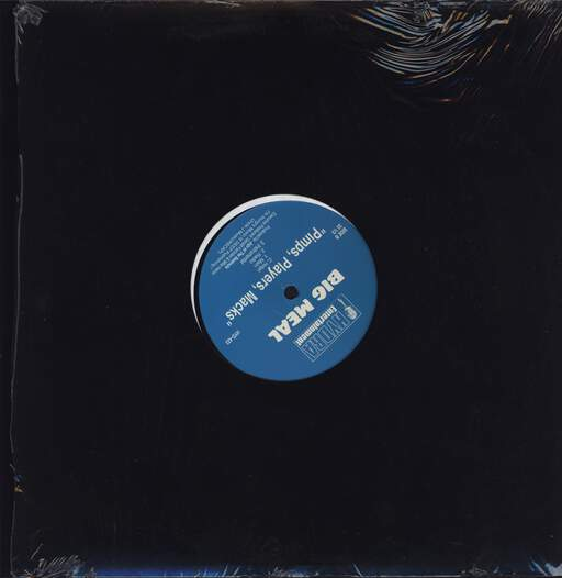"Big Meal: Put It On 'Em / Pimps, Players, Macks, 12"" Maxi Single (Vinyl)"