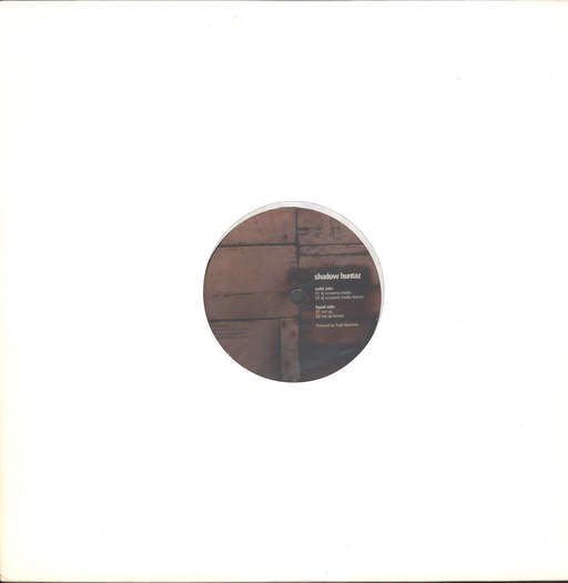 "Shadow Huntaz: DJ Screams Medic/Nut Up, 12"" Maxi Single (Vinyl)"