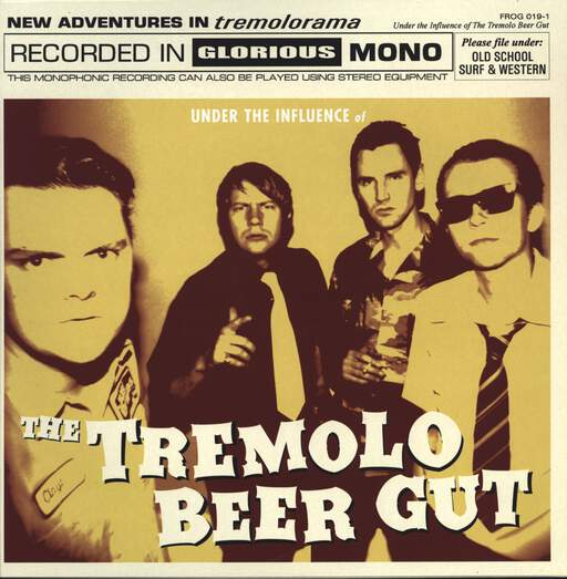 The Tremolo Beer Gut: Under The Influence Of, LP (Vinyl)
