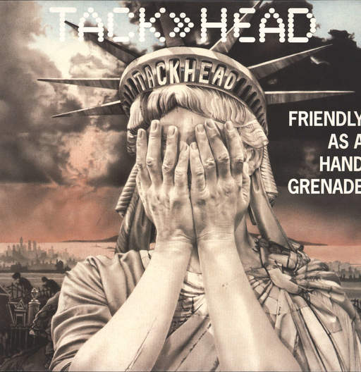 Tackhead: Friendly As A Handgranade, LP (Vinyl)