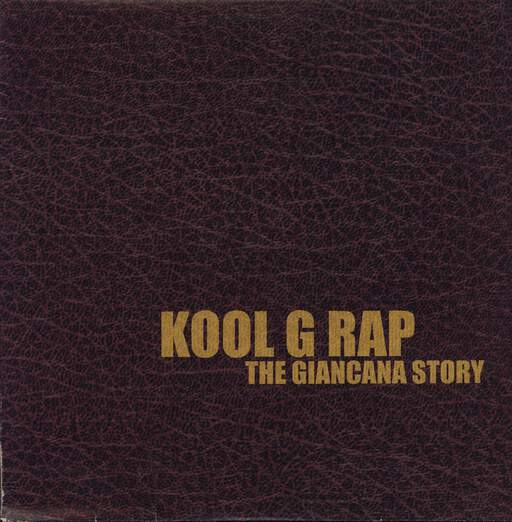 Kool G Rap: The Giancana Story, LP (Vinyl)