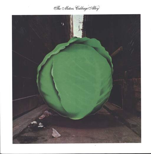 The Meters: Cabbage Alley, LP (Vinyl)