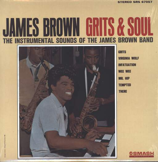 James Brown: Grits & Soul, LP (Vinyl)