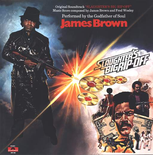 James Brown: Slaughter's Big Rip-Off, LP (Vinyl)