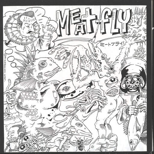 "Meatfly: Meatfly (Live In Japan), 7"" Single (Vinyl)"