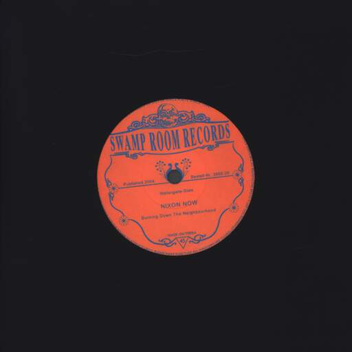 "Nixon Now: Swamp Room Single Club, 7"" Single (Vinyl)"