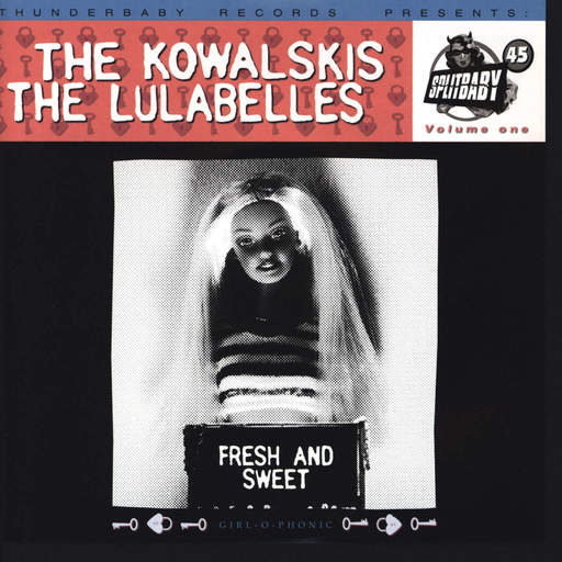 "Kowalskis: Splitbaby 45 Volume One - Fresh And Sweet, 7"" Single (Vinyl)"