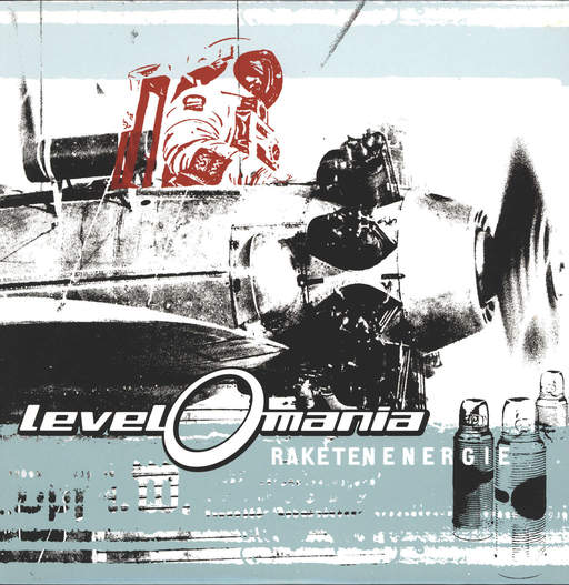 Level-O-Mania: Raketenenergie, LP (Vinyl)