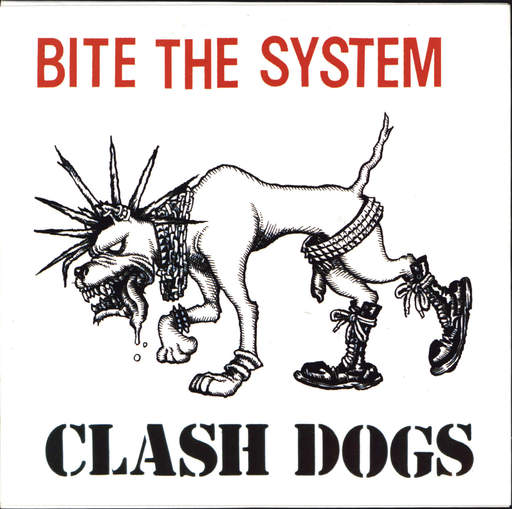 "Clash Dogs: Bite The System, 7"" Single (Vinyl)"