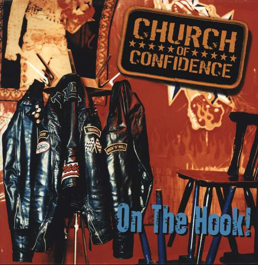 Church Of Confidence: On The Hook, LP (Vinyl)