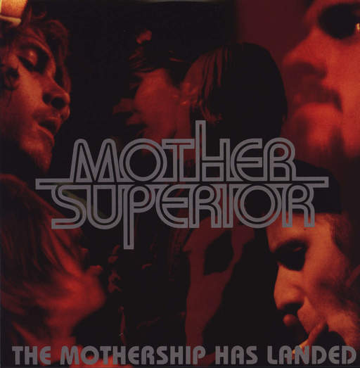 Mother Superior: The Mothership Has Landed, LP (Vinyl)