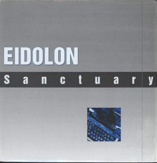Eidolon: Sanctuary, LP (Vinyl)