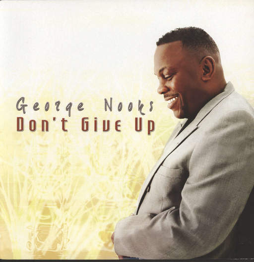 George Nooks: Don't Give Up, LP (Vinyl)