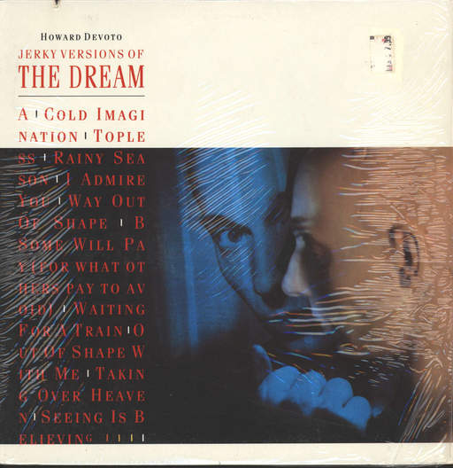 Devoto, Howard: Jerky Versions Of The Dream, LP (Vinyl)