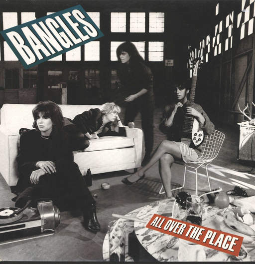Bangles: All Over The Place, LP (Vinyl)