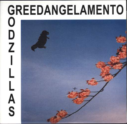 "The Godzillas: Greedangelamento, 10"" Vinyl EP"