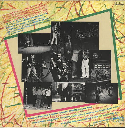 Various: First Offenders, LP (Vinyl)