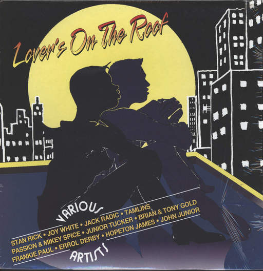 Various: Lovers on the Roof, LP (Vinyl)