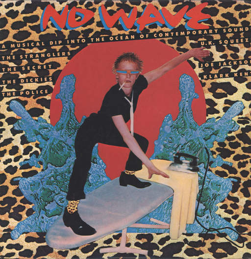 Various: No Wave, LP (Vinyl)