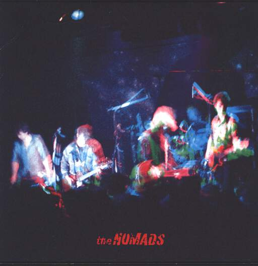 "The Nomads: 16 Forever, 12"" Maxi Single (Vinyl)"