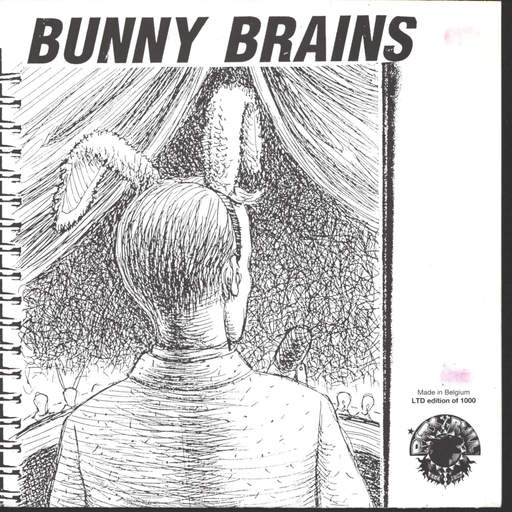 "Bunny Brains: You Got It Comin', 7"" Single (Vinyl)"