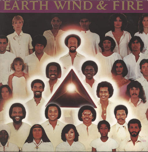 Earth Wind & Fire: Faces, LP (Vinyl)