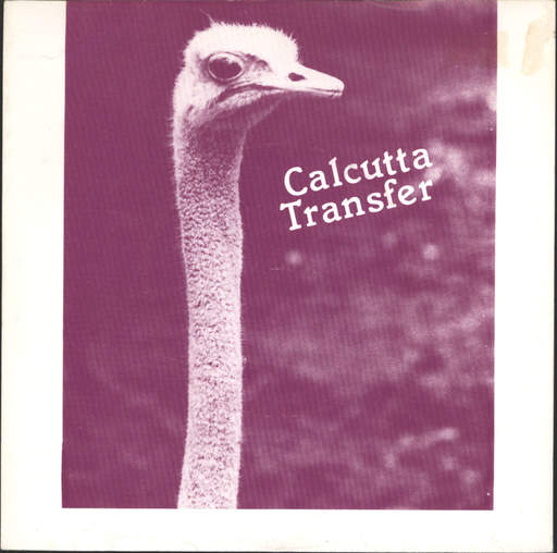"Calcutta Transfer: Mannen (Som På Tunnelbanan Sket) / Howrah Station, 7"" Single (Vinyl)"