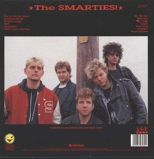 Smarties: Operation: Thunderbunny, LP (Vinyl)