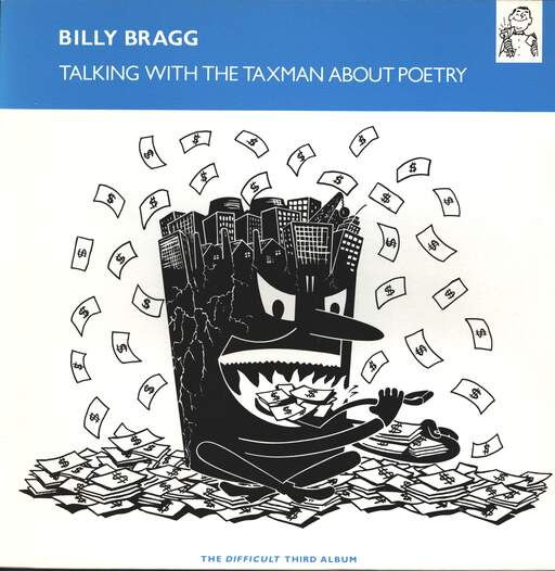 Billy Bragg: Talking With The Taxman About Poetry, LP (Vinyl)