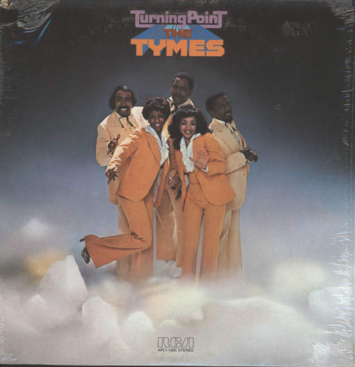 Tymes: Turning Point, LP (Vinyl)