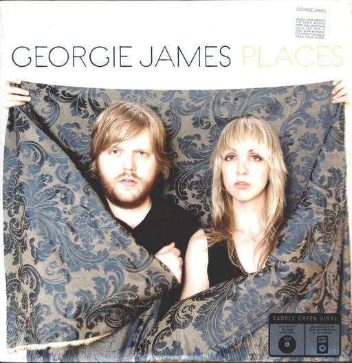 Georgie James: Places, LP (Vinyl)