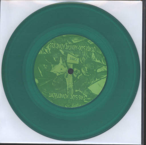 "Tree: Smash The State!, 7"" Single (Vinyl)"