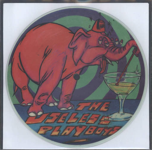 "Useless Playboys: For Your Listening Pleasure, 7"" Single (Vinyl)"