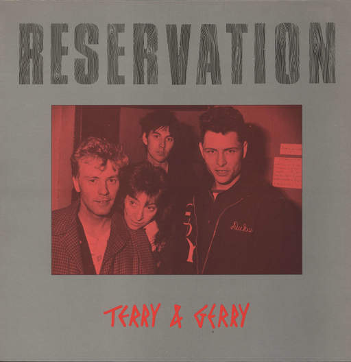 "Terry & Gerry: Reservation (Ira Hayes Mix), 12"" Maxi Single (Vinyl)"