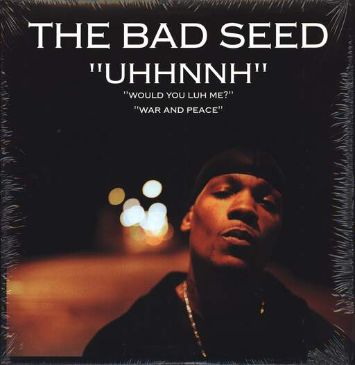 "The Bad Seed: Uhhnnh, 12"" Maxi Single (Vinyl)"